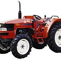 奧野504輪式拖拉機