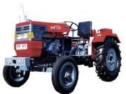 18轮式拖拉机
