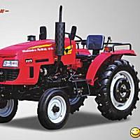 马恒达丰收250轮式拖拉机