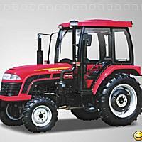 马恒达丰收604轮式拖拉机