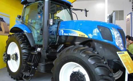 纽荷兰T1804拖拉机
