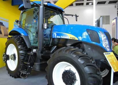 紐荷蘭T1804拖拉機
