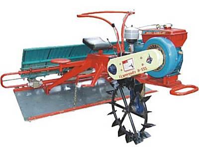 碧浪2ZZ-6乘坐式水稻插秧機