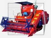 4LZ(Y)-138油菜籽收获机
