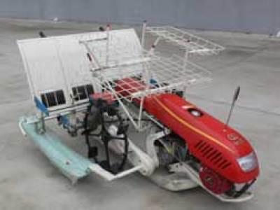 天時云寬2ZS-YK4B手扶步進式水稻插秧機