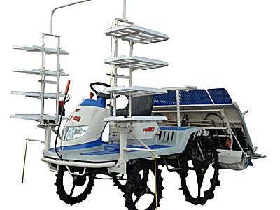 日本井關PZ-60水稻插秧機
