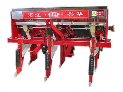 興華五谷豐2BYF-3玉米播種機