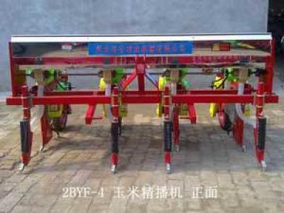 興華五谷豐2BYF-4型玉米精播機