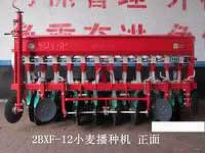 興華五谷豐2BYF-12型小麥播種機