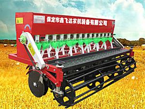 鑫飞达2BMF-12小麦施肥播种机
