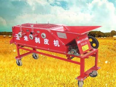 鑫飞达5YB-4玉米剥皮机