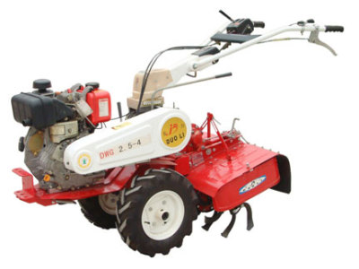 多力DWG2.5-4微耕机