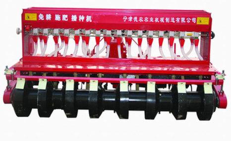 德農2BMTFS-8-4免耕播種機