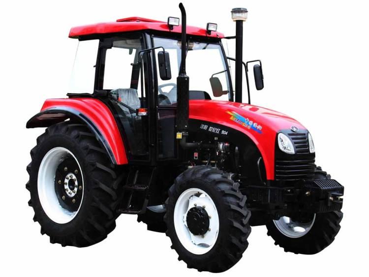 世紀紅904拖拉機