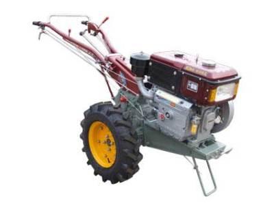 沭河SH111-2皮带传动手扶拖拉机