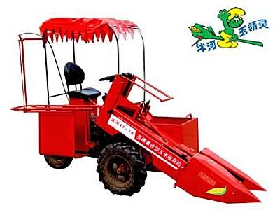 常林4Y-1A穗茎兼收玉米收获机