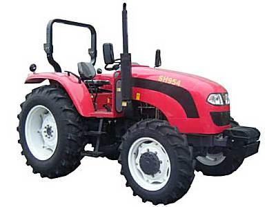 常林SH954四轮驱动拖拉机