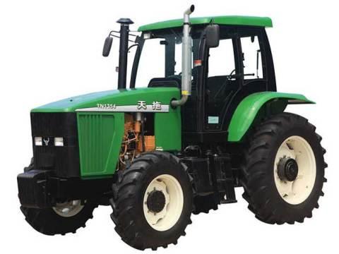 天津天拖铁牛TN1354拖拉机