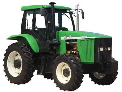 铁牛TN1254四轮驱动拖拉机