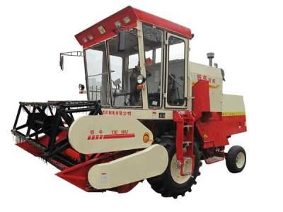 铁牛4LZ-2B自走轮式谷物联合收割机