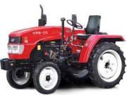 东方红-300轮式拖拉机