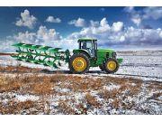 迪尔进军中国农具市场 Green System系列农具亮相