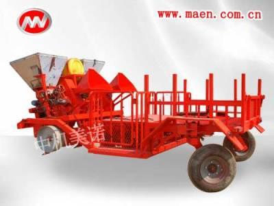 美诺8120A甘蔗种植机