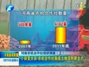河南农机合作社现状调查(上)