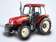乐星LS804四轮驱动拖拉机