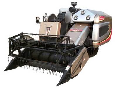 莱恩LION-2.5A纵轴流全喂入收割机