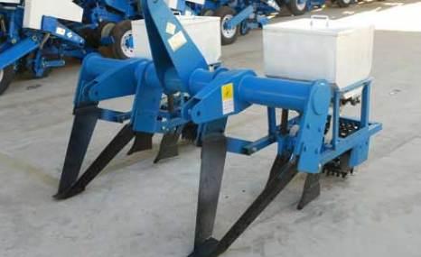 吉林康達1SF-120深松施肥機