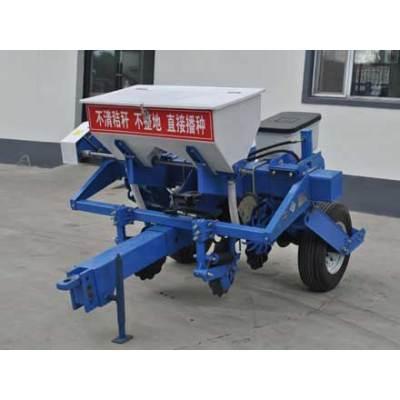吉林康达2BMZF-2两行免耕牵引式播种机