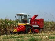 4YZB-3玉米聯合收獲機