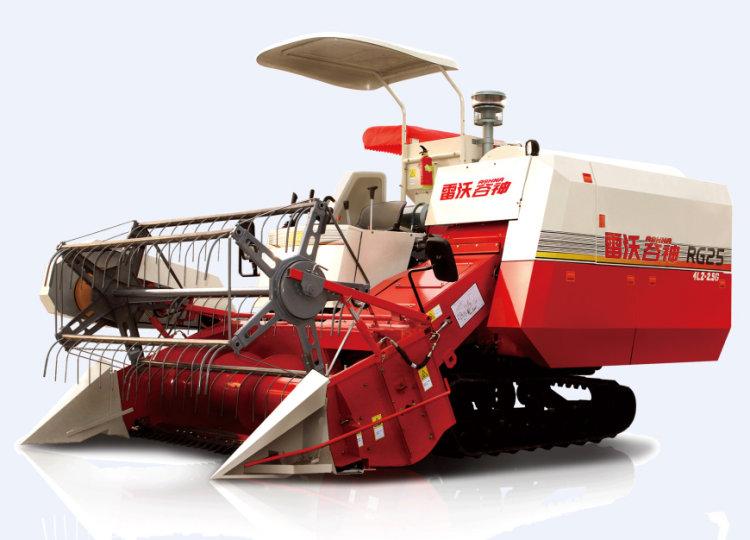 福田雷沃谷神RG25(4LZ-2.5G)履帶水稻收割機