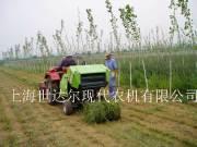 上海世达尔MRB0850圆捆打捆机