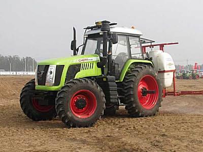 奇瑞耕王RS1254型拖拉机