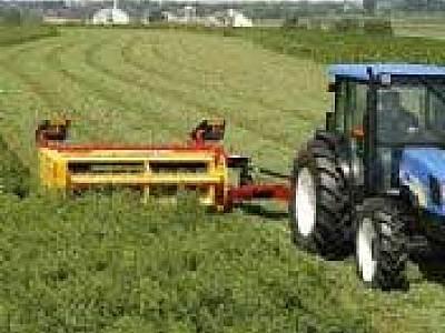 纽荷兰haybine 488往复式割草压扁机