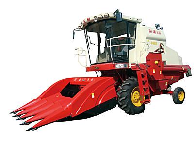 花溪玉田4YZT-4玉米联合收获机