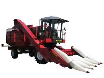 戈梅利4YZQ-4自走式玉米收割机