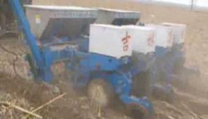 吉林康達2BMZF-6免耕播種機