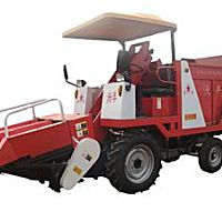 沃豐4YH-2玉米收割機