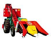 玉丰之王4YW-2背负式玉米收割机
