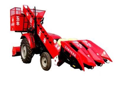 玉丰之王4YW-3悬挂(背负)式玉米收获机
