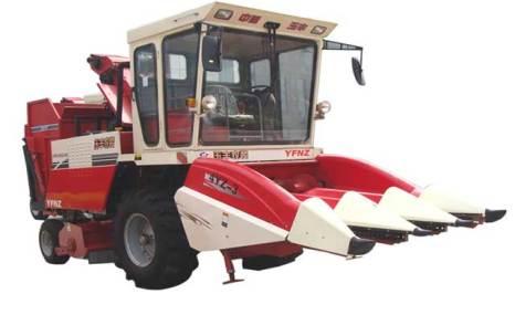 山東玉豐4YZ-3玉米收割機