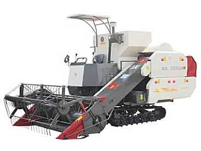 沃得4LZ-3.0自走履帶式谷物聯合收割機