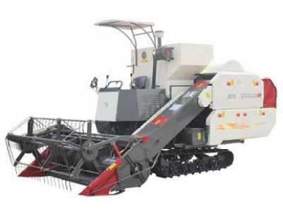 沃得4LZ-3.0自走履带式谷物联合收割机