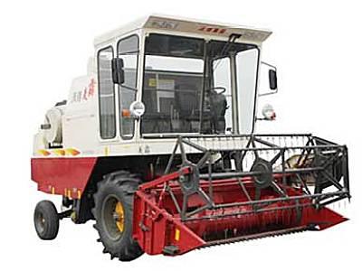 沃得4LZ-2自走輪式谷物聯合收割機