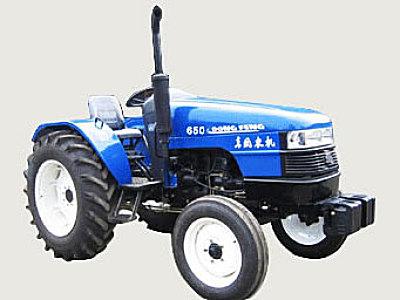 东风650两轮驱动拖拉机