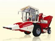 富路4YZ-3自走式玉米收获机