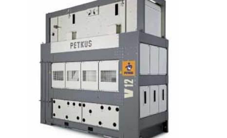 佩特庫斯(PETKUS)A09型風篩清選機